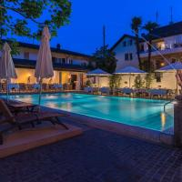 Sunstar Hotel Brissago, hotel in Brissago