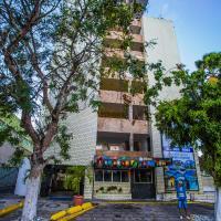 Hotel Campina Plus, отель в городе Кампина-Гранди
