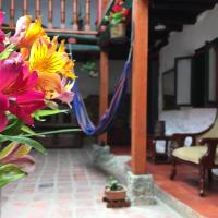Hotel Otti Colonial, hotel in Monguí