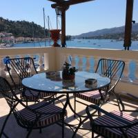 Poros endless view apartment