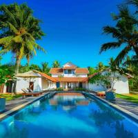 Handun Villas, hotel v destinaci Talalla South