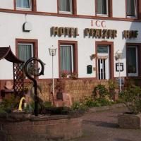 ICC Pfälzer Hof - Hotel & Seminarhaus, hotel in Schönau