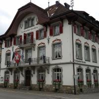 Landgasthof Hirschen Plaffeien, hotel in Plaffeien