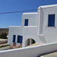 Superb view House-Sikinos Island-Chorio