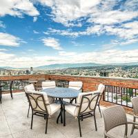 The Terrace Boutique Hotel, hotel in Tbilisi City