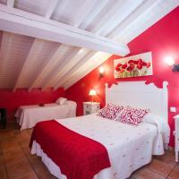 Posada Las Tres Mentiras de Santillana del Mar, hotel in Viveda