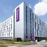 Premier Inn Heathrow Airport Terminal 4, hotel in Hillingdon