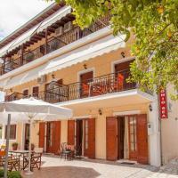 Ionio Sea Poros Studios, hotel in Mikros Gialos