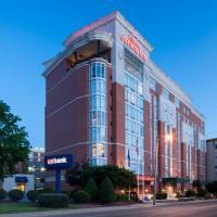 Hilton Garden Inn Nashville Vanderbilt, hotel in Music Row, Nashville
