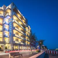 Hotel Karinzia, hotell i Caorle