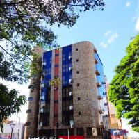Hotel Monte Carlo Uberaba - Próximo ao Hospital UFTM , Hospital Dr Hélio Angotti e Hospital Regional Uberaba, hotel in Uberaba