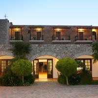 Κάστρο Μαΐνη, ξενοδοχείο στην Αρεόπολη