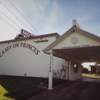 Casey on Princes Motel, hotel em Hallam