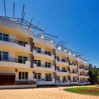 Sanatoriy Zhemchuzhina Morya, hotel in Kabardinka