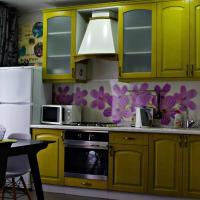 Apartments on Turbaza 1
