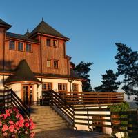 Hotel Veitsberg-Vitkova Hora, hotel near Karlovy Vary International Airport - KLV, Karlovy Vary