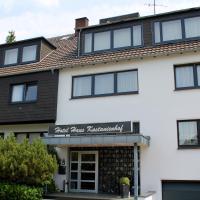 Haus Kastanienhof, hotel in Mülheim an der Ruhr