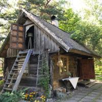 Svetciems Home with a view 52 steps to the beach