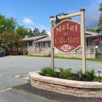 Motel de l'Outlet, hotel in Magog-Orford