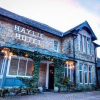 Haylie Hotel, hotel in Largs