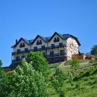 Penzion Na Vršku, hotel in Branná