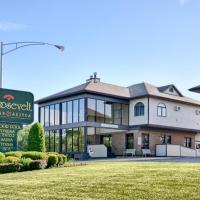 Roosevelt Inn & Suites Saratoga Springs, hotel in Saratoga Springs