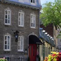 Hôtel Marie-Rollet, hotell i Québec