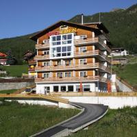 Hotel Eden, hotel in Grächen