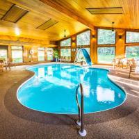 Rustlers Lodge, hotel em Sundre