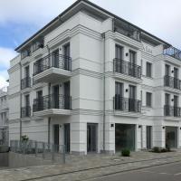 Aparthotel Villa Lea, Hotel in Ahlbeck