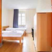 easyHotel Basel City, hotel en Basilea