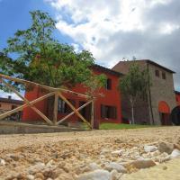 Agriturismo Borgo Stella, hotell i Montespertoli