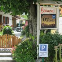 B&B il Bosco Appartamento, hotel in Pievepelago