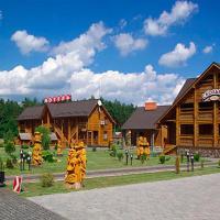 Hotel and restaurant complex Skolmo, hotel in Klevan'