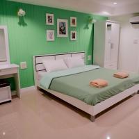 UJ apartment, hotel in Bangsaen