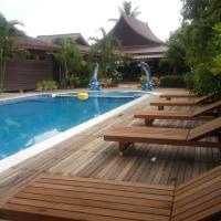 Sengahloune Resort, hotel in Don Khone