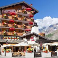 Hotel Christiania, hotel in Saas-Fee