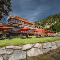 Seevilla Freiberg, отель в городе Целль-ам-Зе