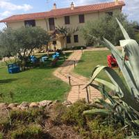 Agriturismo S'Ispiga, hotell i Cuglieri