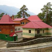 Гостевой дом Евдокимовых, отель в Чемале
