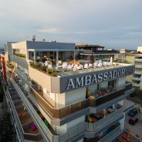 Hotel Ambassador, hotell i Bibione