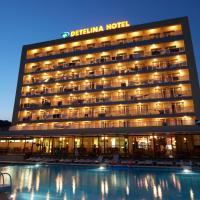 Detelina Hotel, отель в Золотых Песках