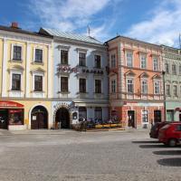 Hotel Vajgar, hotel in Jindřichŭv Hradec