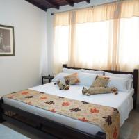 Hotel Esmeralda, hotel en San Gil