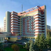 Отель Турист, отель в Ровно