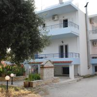 Lydia Rooms & Studios, hotel near Aktion Airport - PVK, Preveza