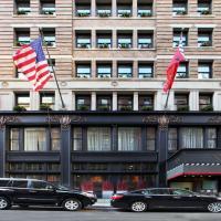 XV Beacon Hotel, hotel in Beacon Hill, Boston