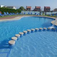 Hotel Brisa, hotel in A Lanzada