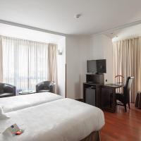 Hotel Yoldi, hotel in Pamplona