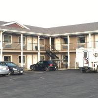 Voyageur Motel, hotel em Rocky Mountain House